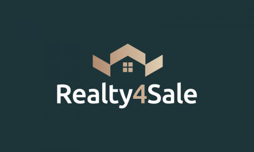 Realty4sale - Real estate business name for sale