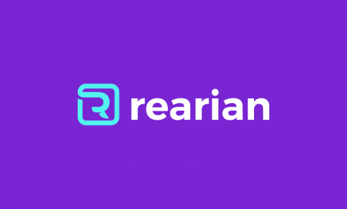 Rearian - Business domain name for sale
