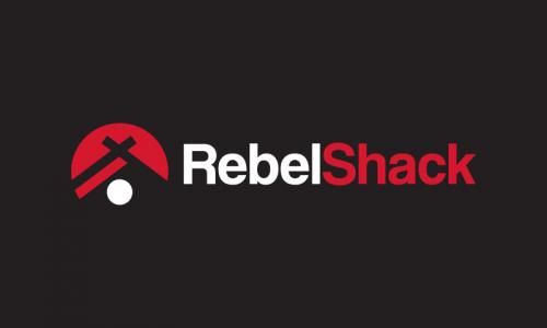 Rebelshack - Retail startup name for sale