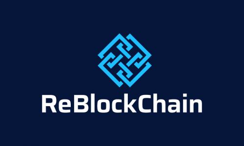Reblockchain - Cryptocurrency brand name for sale