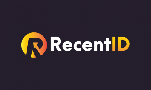 Recentid - Software product name for sale
