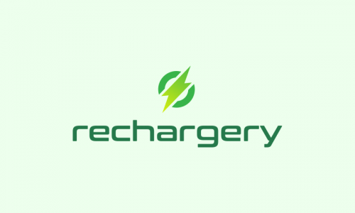 Rechargery - Retail domain name for sale