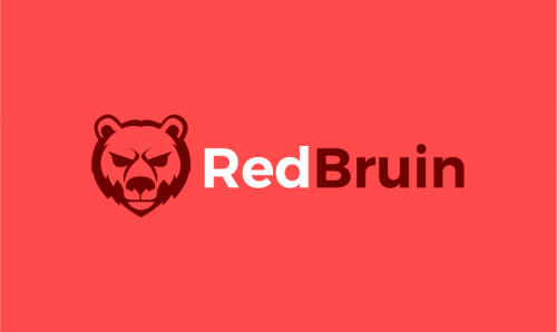Redbruin - Approachable domain name for sale