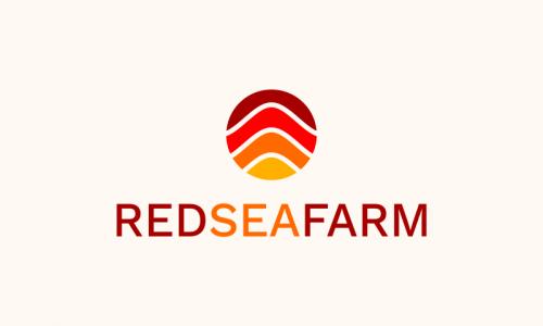 Redseafarm - Environmentally-friendly company name for sale