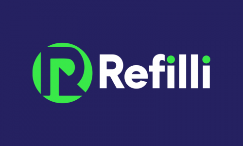 Refilli - E-commerce brand name for sale