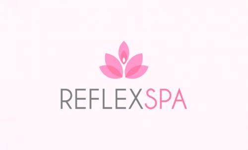 Reflexspa - Wellness domain name for sale