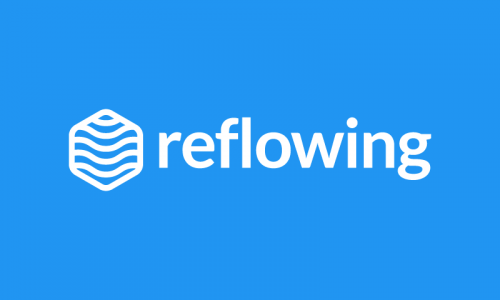 Reflowing - Business startup name for sale