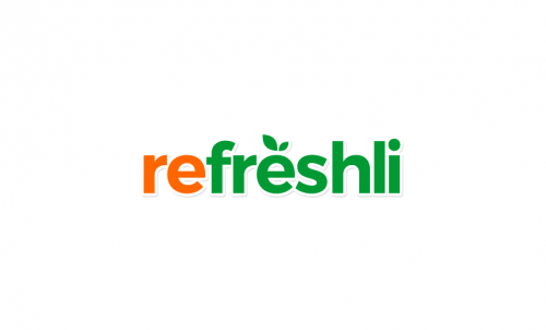 Refreshli - Brandable domain name for sale