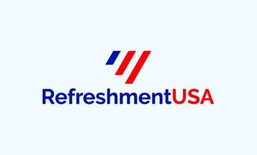 Refreshmentusa - Dining startup name for sale