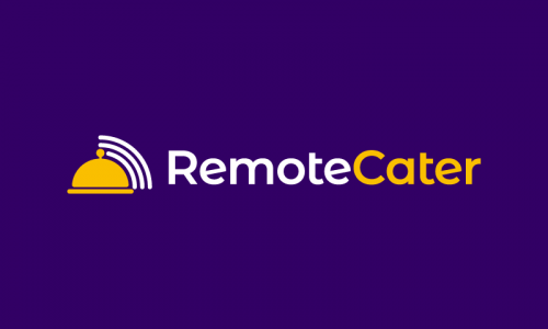 Remotecater - Delivery business name for sale