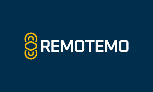 Remotemo - Approachable business name for sale