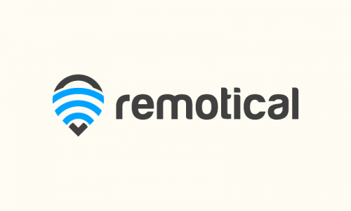 Remotical - Offshoring company name for sale