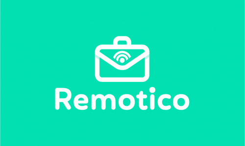 Remotico - Recruitment brand name for sale