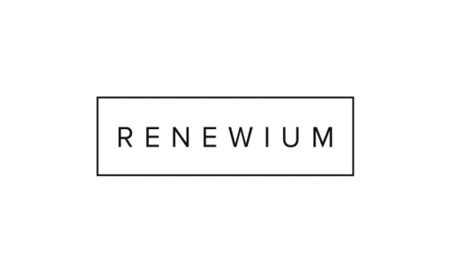 Renewium - Modern business name for sale
