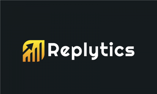 Replytics - Analytics business name for sale