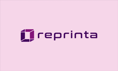 Reprinta - Creative business name for sale