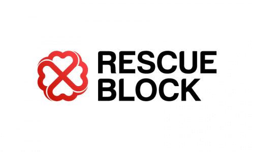 Rescueblock - E-commerce business name for sale