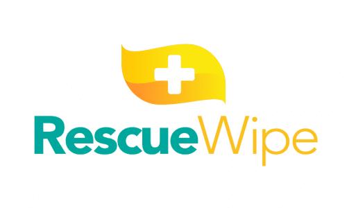 Rescuewipe - Wellness brand name for sale