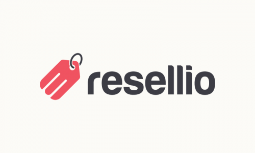 Resellio - Sales promotion brand name for sale