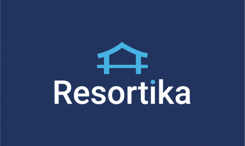 Resortika - Finance startup name for sale