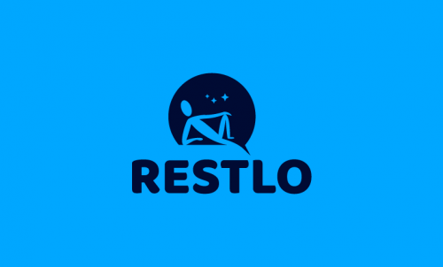 Restlo - Wellness domain name for sale