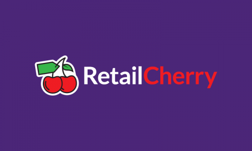 Retailcherry - E-commerce business name for sale