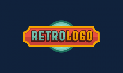 Retrologo - Retail startup name for sale