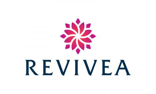 Revivea - Wellness startup name for sale