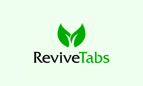 Revivetabs - Retail domain name for sale