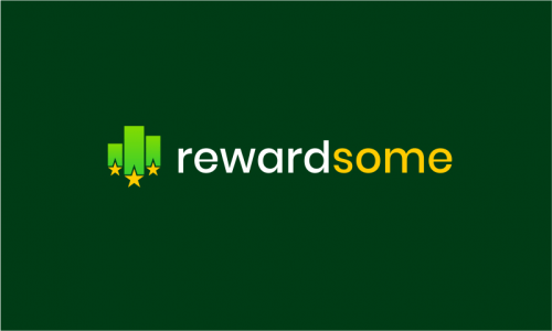 Rewardsome - E-commerce startup name for sale