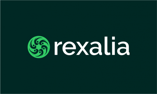 Rexalia - Retail domain name for sale