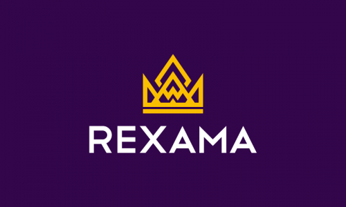 Rexama - Finance startup name for sale
