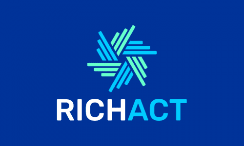 Richact - E-commerce company name for sale