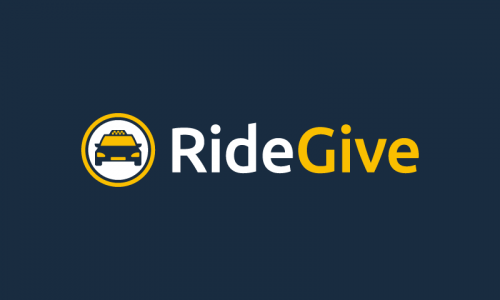 Ridegive - Travel startup name for sale