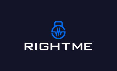 Rightme - Fitness domain name for sale