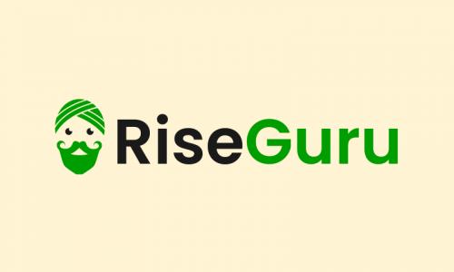 Riseguru - Business product name for sale