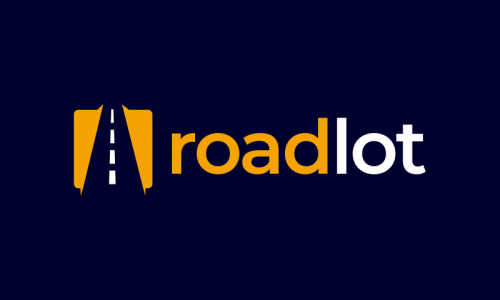 Roadlot - Automotive startup name for sale