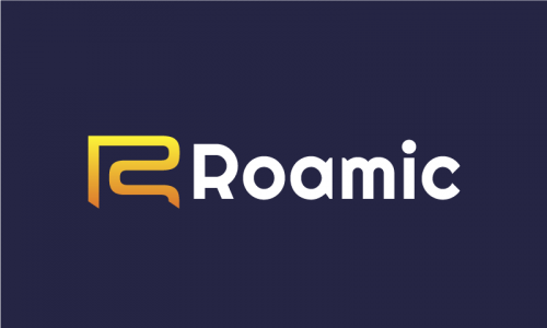 Roamic - Media startup name for sale