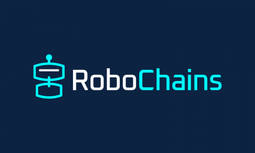 Robochains - Cryptocurrency business name for sale