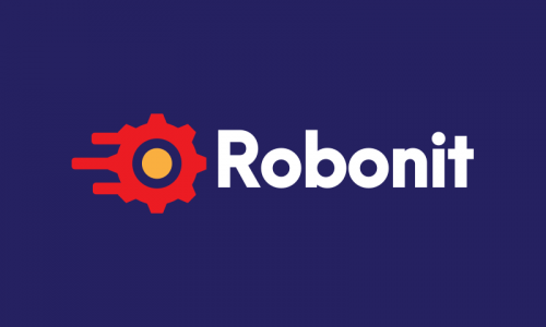 Robonit - Robotics brand name for sale