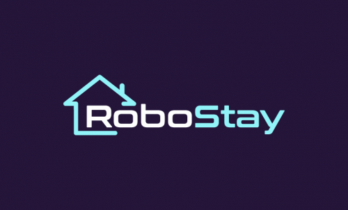Robostay - Retail startup name for sale