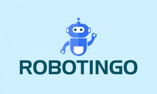 Robotingo - Automation product name for sale