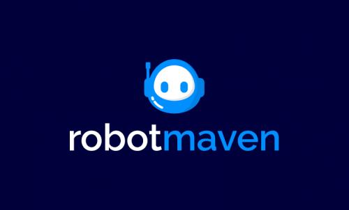 Robotmaven - Robotics brand name for sale
