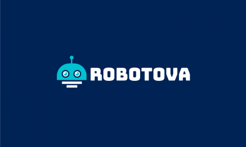 Robotova - Automation business name for sale