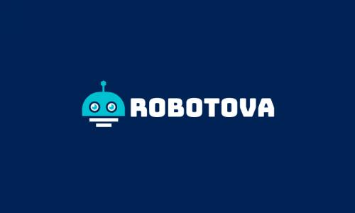 Robotova - Automation business name for sale