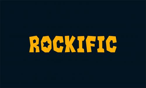 Rockific - Audio company name for sale