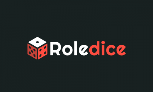 Roledice - Betting domain name for sale