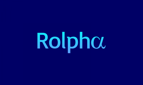 Rolpha - Invented business name for sale