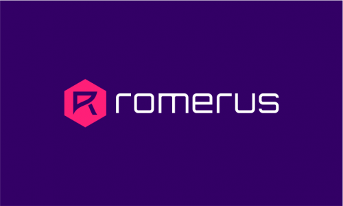 Romerus - Retail company name for sale
