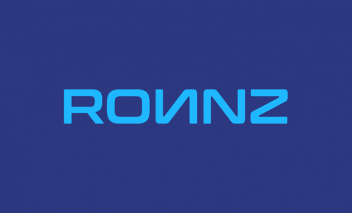 Ronnz - E-commerce brand name for sale